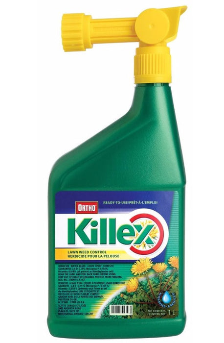 Killex Attach & Spray Lawn Weed