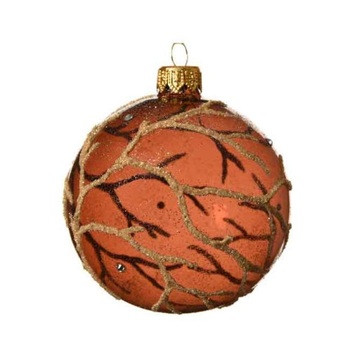 Ornament - Ball - Branch All Over