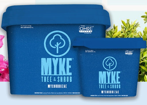 Myke Tree & Shrub