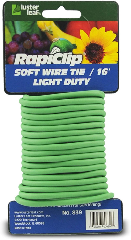 Rapiclip - Soft Wire Tie - Light Duty 16'
