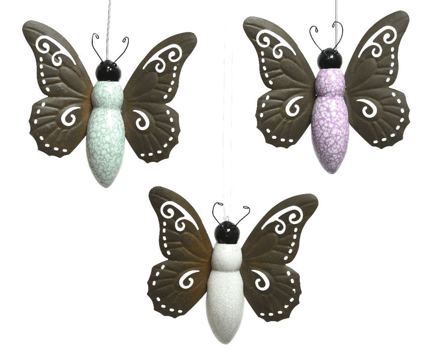 butterfly Wall Hanging 16cm