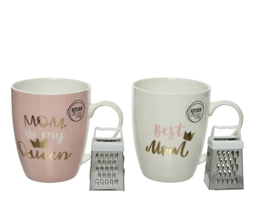 Mug Gift Set Porcelain