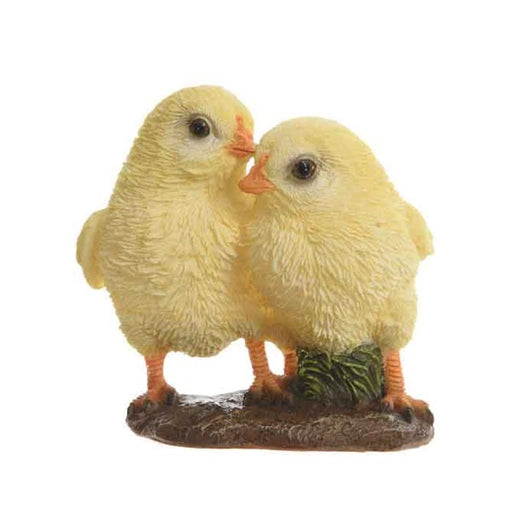 Figurine - Chicken Baby Duo