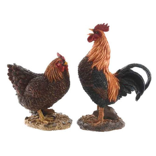 Figurine - Chickens
