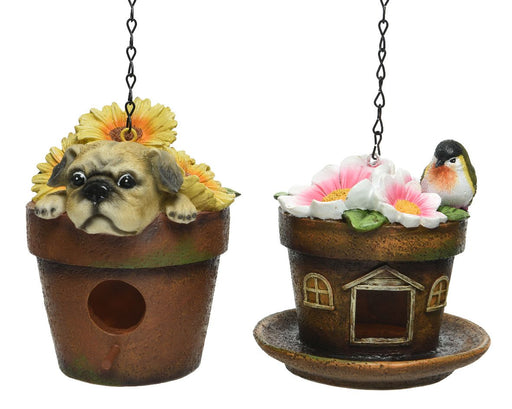 Bird House Planter