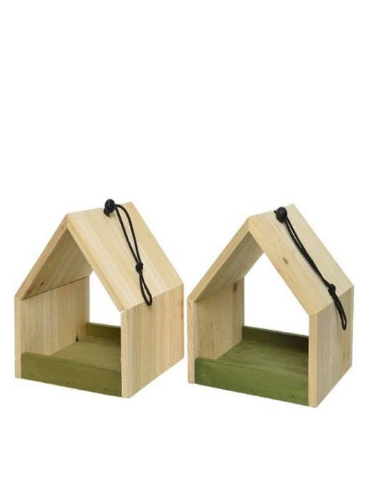 Bird Feeder - Wooden
