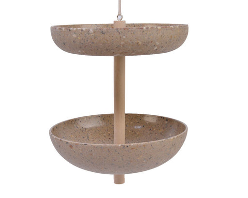 Bird Feeder Coffee Husk