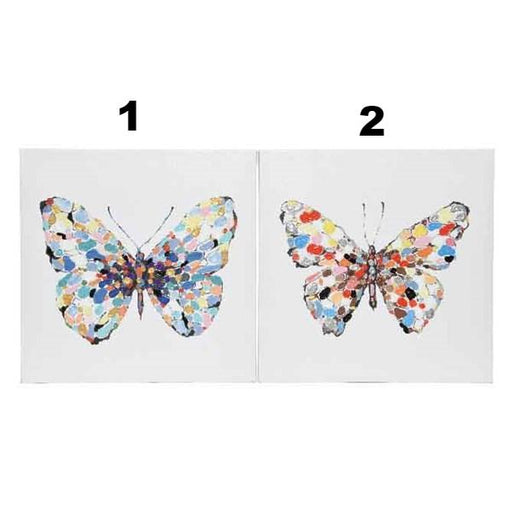 Canvas - Painting Butterfly