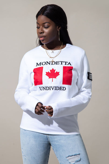 Sweater - Mondetta Original - Homeage Classic Fit