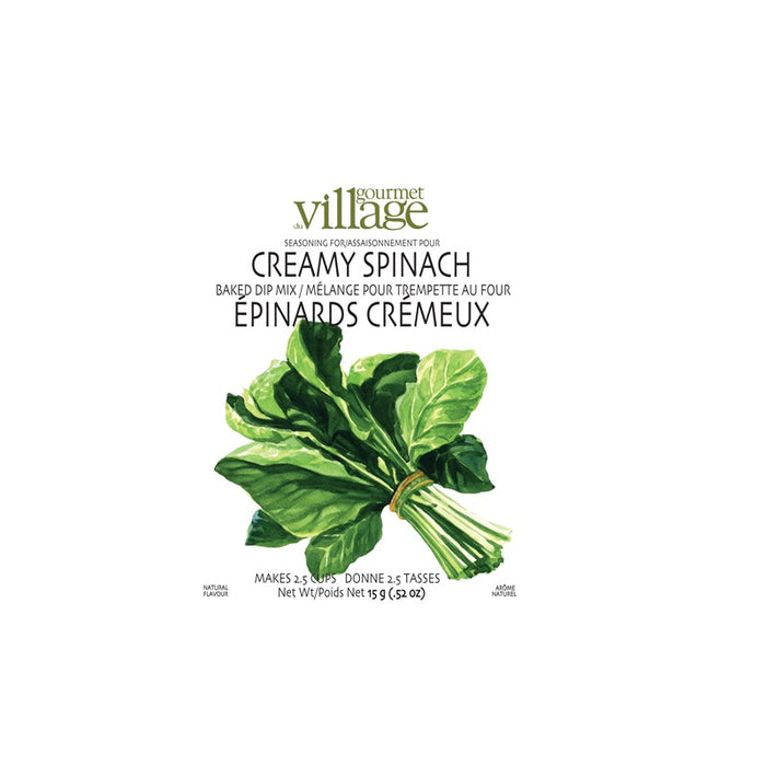 Gourmet du Village - Dip Mix - Creamy Spinach