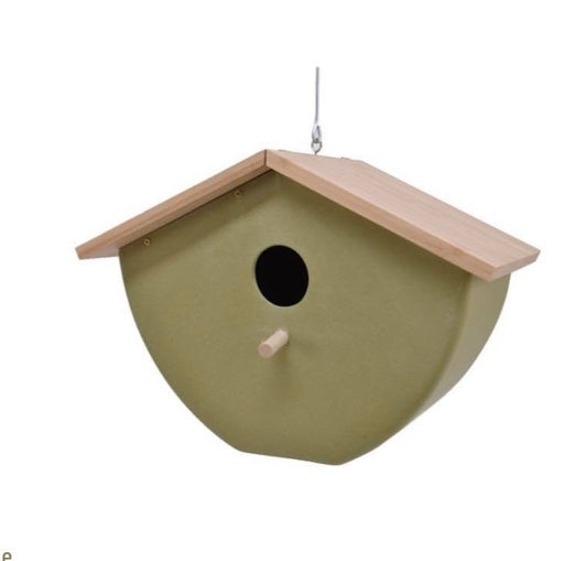 Bird House - Bamboo Fiber