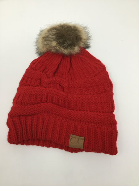 C.C. Single Pom Pom Knit Toque – Dutch Growers Regina 892b26e6d