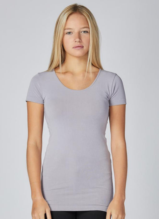 Top - C'est Moi - Scoop Neck