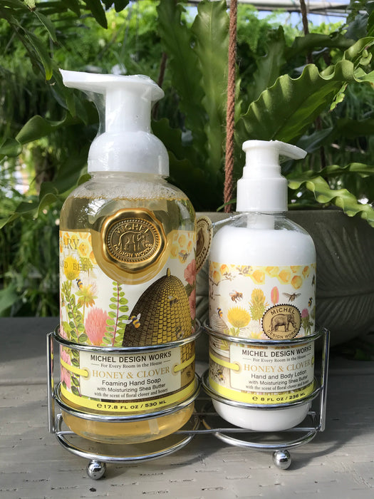 Hand Soap and Lotion Set