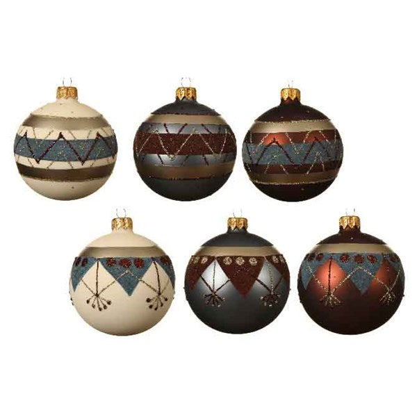 Ornament - Ball - Modern Bauble