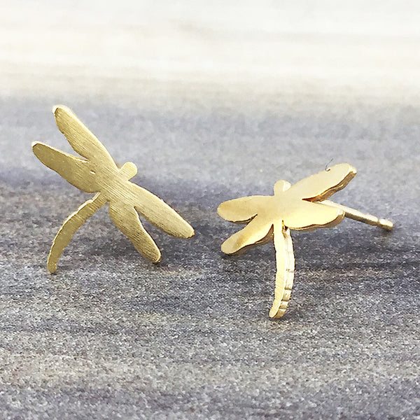 JJ+RR - Dragonfly Earrings