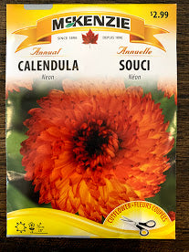Calendula - Seed packet