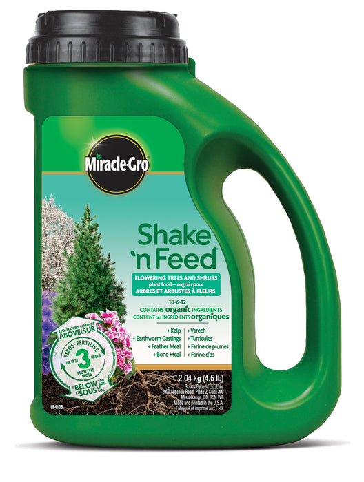 Miracle-Gro Shake n' Feed Trees, shrubs and evergreen 2.04 kg