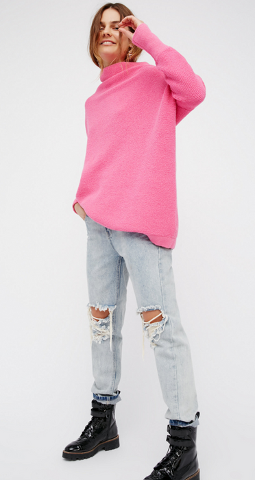 Sweater - Free People Ottoman Tunic