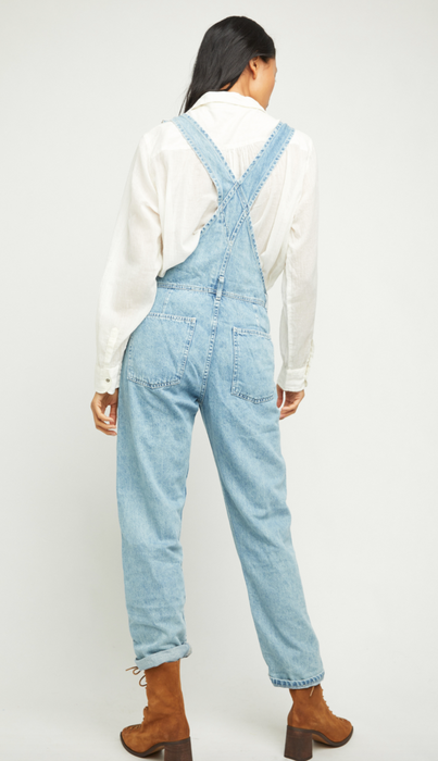Overalls - Free People Ziggy Powder Blue