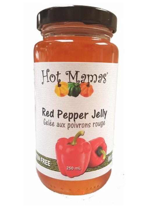 Jelly - Hot Mamas - Pepper 250 mL
