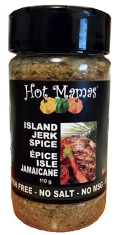 Seasoning Spice - Hot Mamas - 110 g