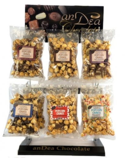 Popcorn Crunch - Assorted Bags