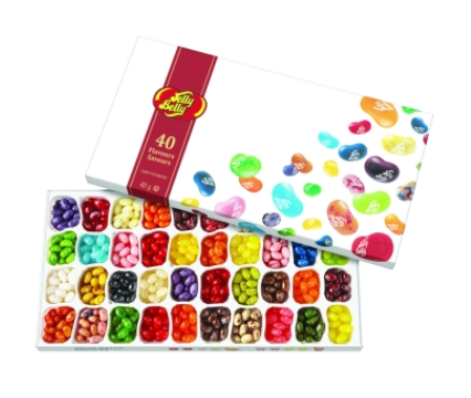 Jelly Belly - 40 Flavours Gift Box