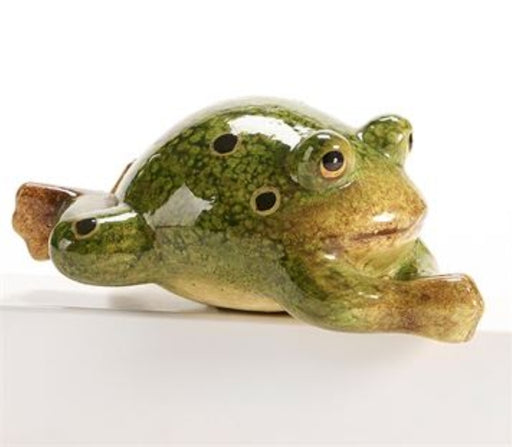 Floatie - Ceramic Frog