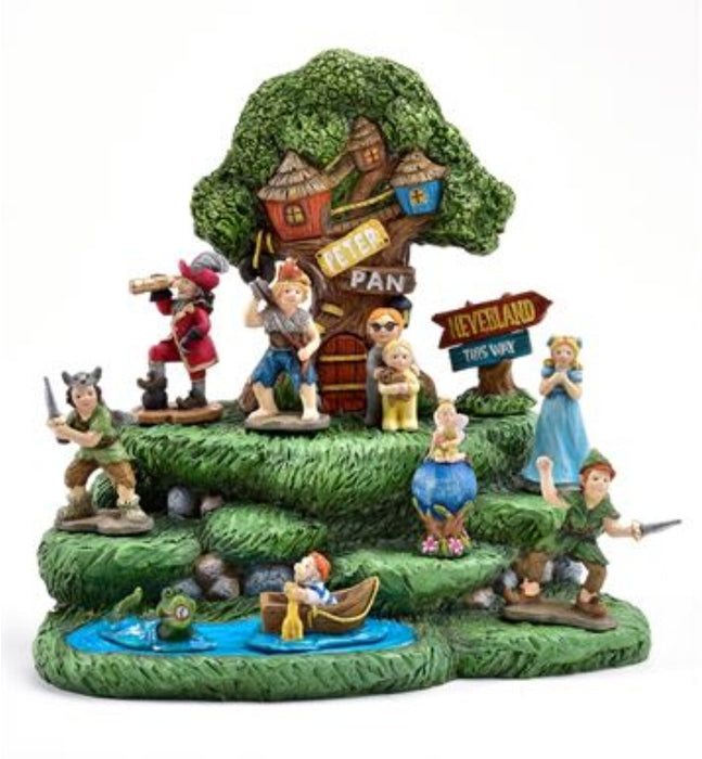 Fairy Garden Neverland Figurine