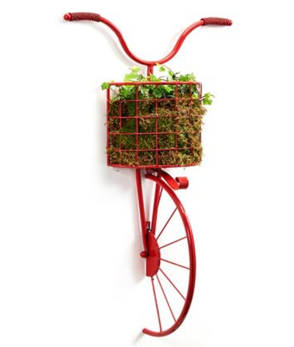 Planter Wall Bike