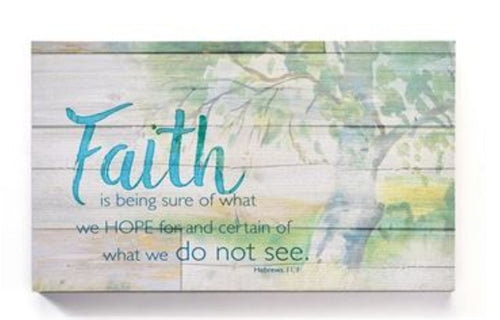 Sign Faith