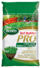 Scotts® Turf Builder® PRO Lawn Food 32-0-4 with 2% Iron 5 Kg