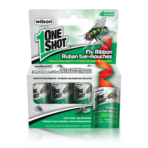 One Shot Fly Ribbon
