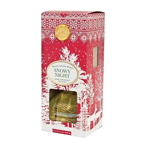 Michel Design Works - Snowy Night Home Fragrance Diffuser