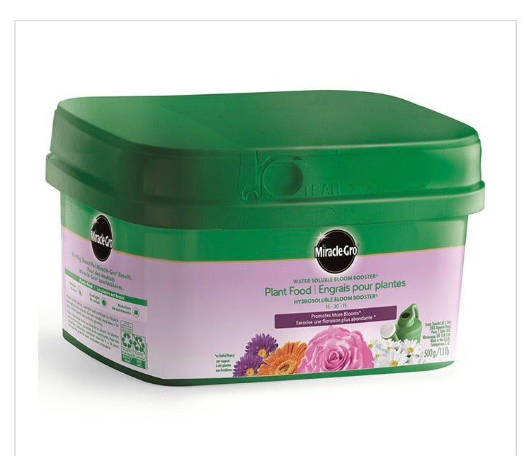 Miracle Gro Bloom Booster 15-30-15 500g
