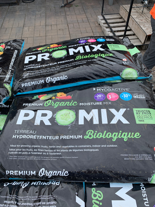 Promix moisture mix potting soil