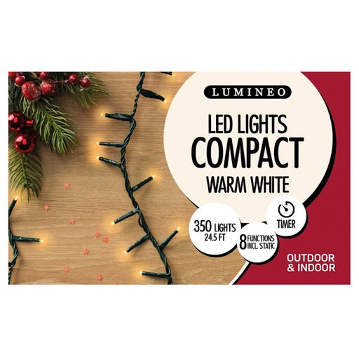 LED Compact Twinkle Lights