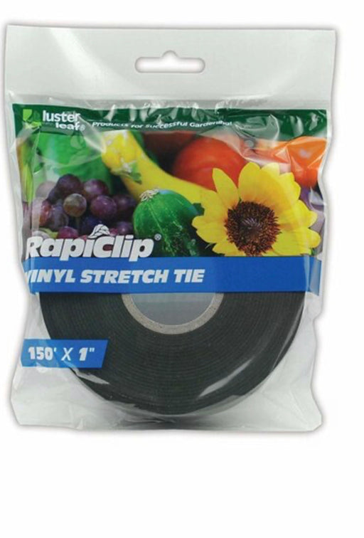 Vinyl stretch ties 1""