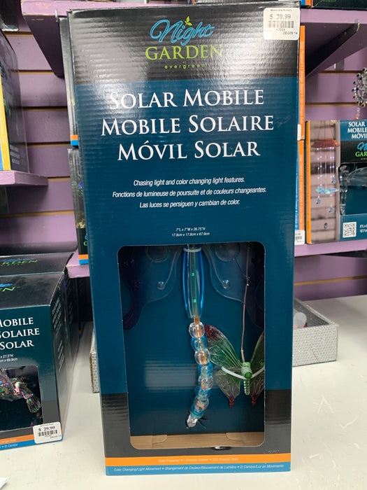 Solar Mobile Light