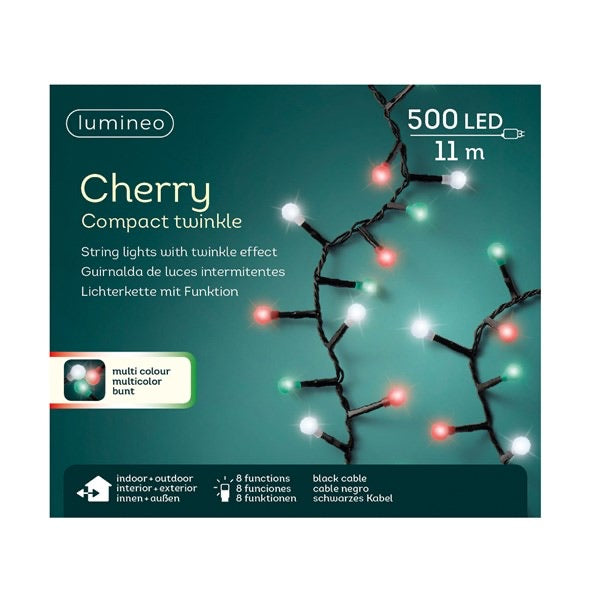 LED Cherry Compact Twinkle Lights