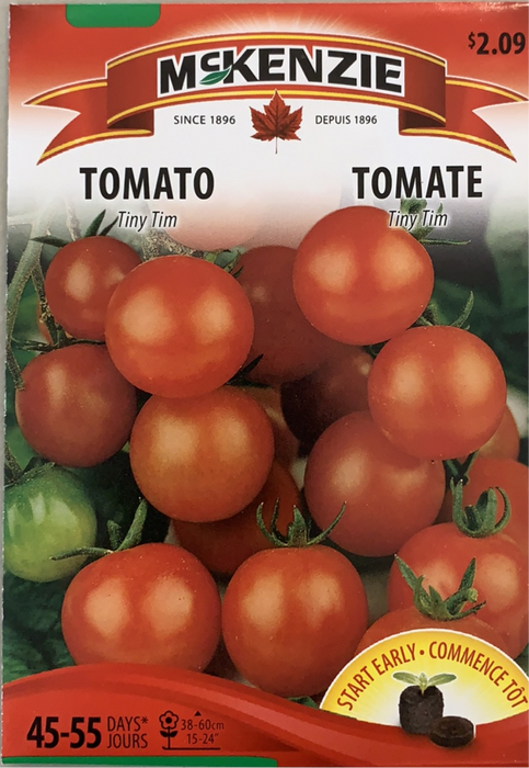 Tomato Seeds - Seed Packets