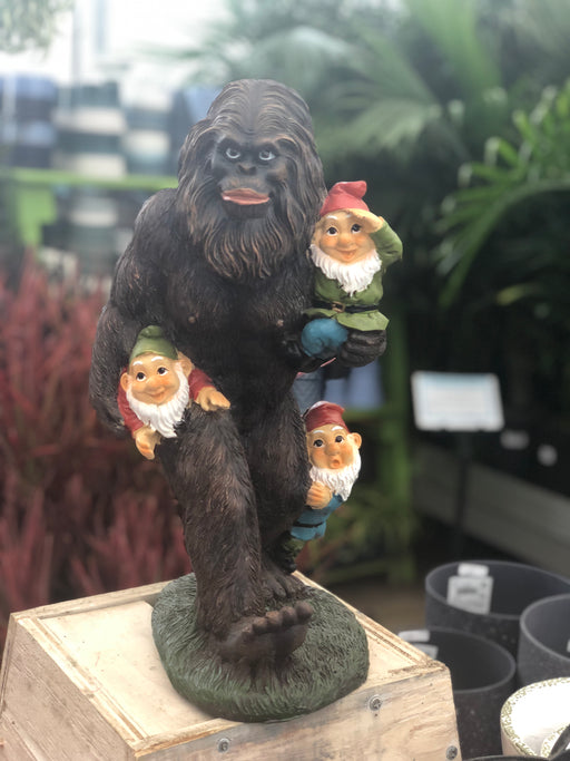 Big Foot Schlepping Gnomes