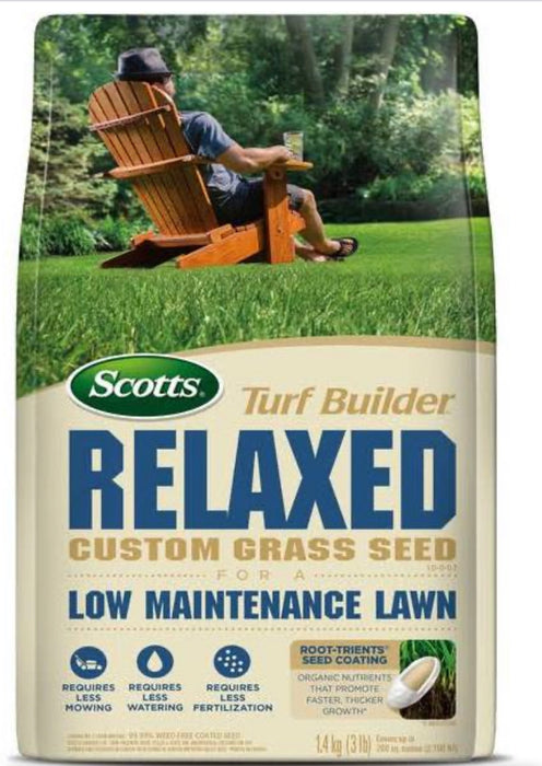 Scotts Relaxed Custom Grass Seed