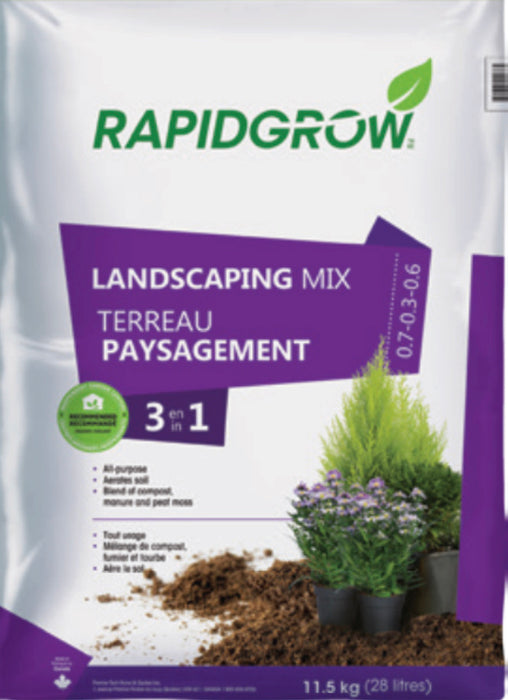 Rapidgrow Landscape Mix