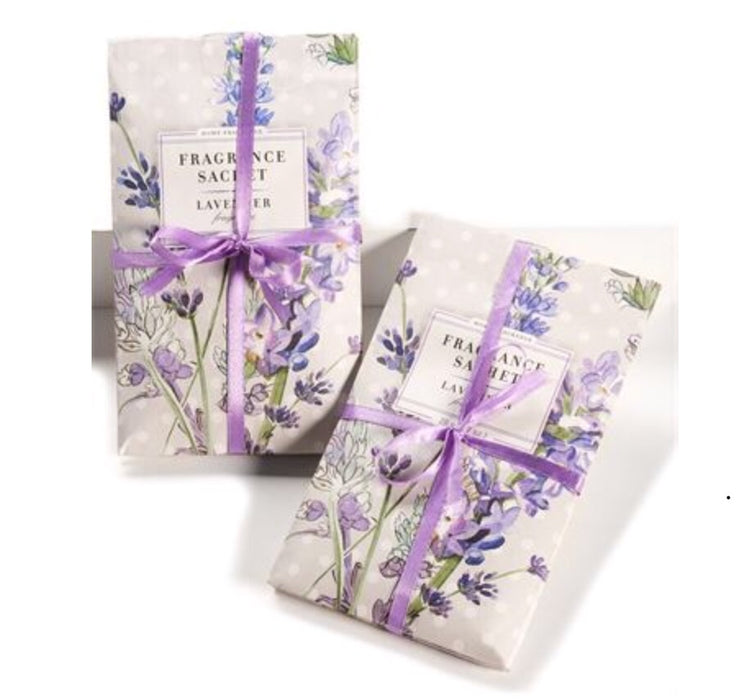 Lavender scented Satchets set of 3