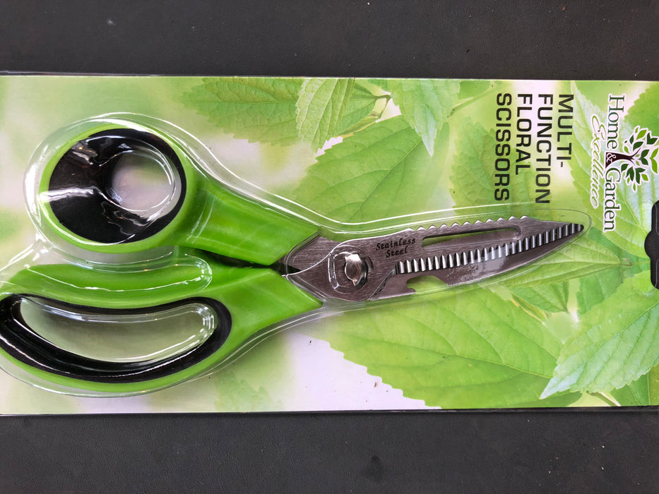 "Scissors 8"" multi function"