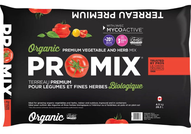 Pro-Mix Vegetable & Herb Mix