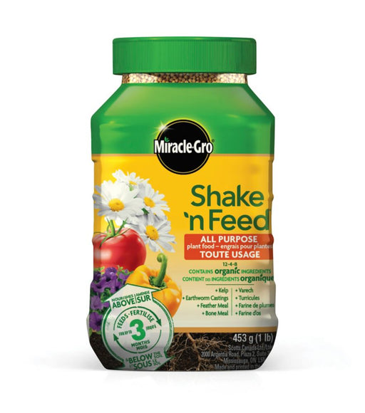 Miracle-Gro Shake n' Feed All Purpose 453 g