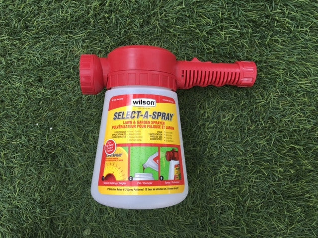 Select-a-Sprayer